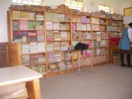 Library at Elukaynanesweni HS
