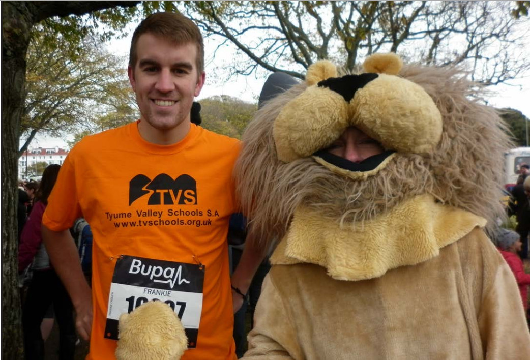 Great South Run : Portsmouth 2012- click to return